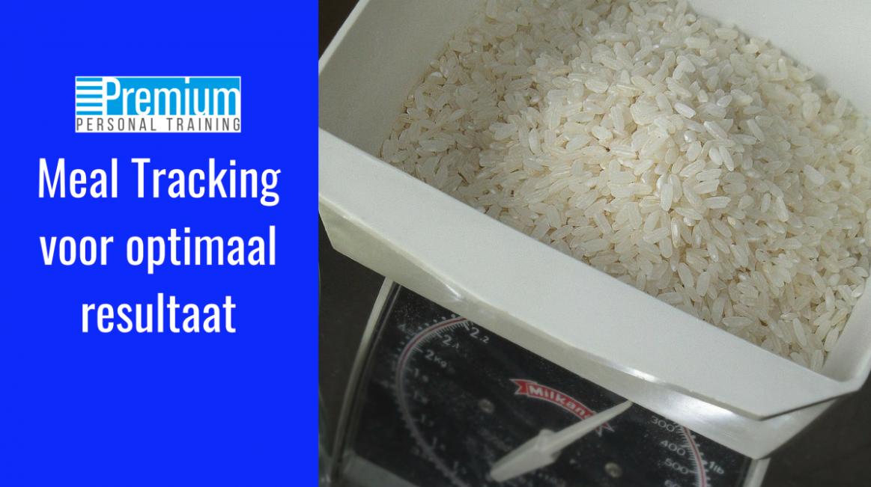Meal Tracking voor optimaal resultaat
